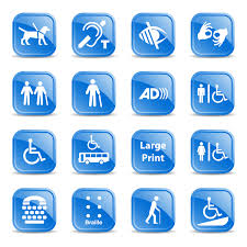 Image result for functional limitations impairment disability icon