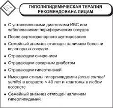 АВЕРСИВНАЯ ТЕРАПИЯ это что такое АВЕРСИВНАЯ ТЕРАПИЯ определение  Гиполипидемическая терапия рекомендована лицам