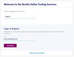 Free Aptitude Test Online Berlitz Testing Online Test Free Placement Test