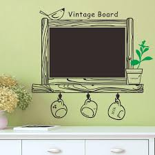 Kitchen Chalkboard With Shelf Popular Kitchen Chalkboard Buy Cheap Kitchen Chalkboard Lots From