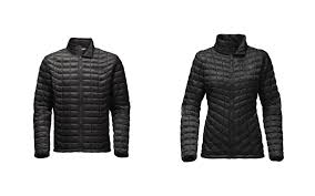 best lightweight insulated the north face thermoball jacket