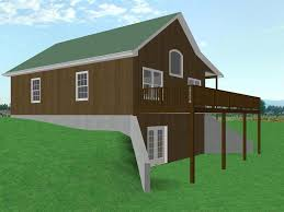 Decor Ranch House Plans With Walkout Basement  Sq Ft House - Walk out basement house
