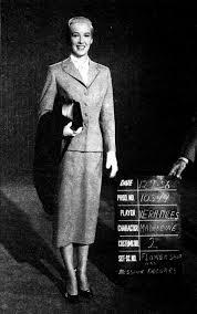 """VERTIGO (1958): """"I need you to be Madeleine for awhile."""" – Alfred ..."""