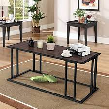 There are few materials that have the elegance and strength of solid oak. Amazon Com Mandycng Rectangular Modern Design Living Room Coffee Table Perfect For Place Tv Remote Fruit Basket Bookshelf Magazine Multipurpose Dorm Decor Furniture Storage Kitchen Dining
