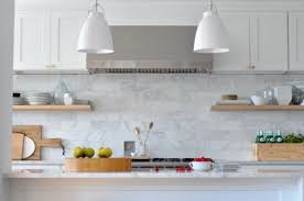 modern white kitchen pendants