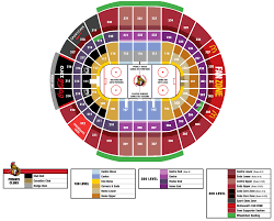 Ottawa Senators Seating Chart Arena Map Canadian Tire Centre Ottawa Senators Seating