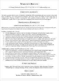 Executive Assistant Resume Examples Gorgeous Construction Assistant Resumes Funfpandroidco