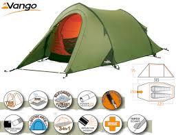 image of vango spirit 200 ultralite tent 2010 model