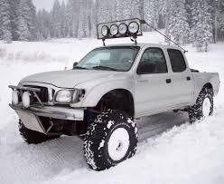 TOTAL CHAOS FABRICATION - 1996-2004 Tacoma 6 Lug Prerunner & 4WD ...