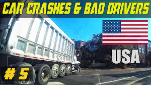 car crashes in america usa bad drivers
