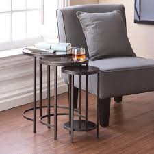 coffee tables modern nest of tables stackable nesting stacking