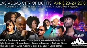 City Lights Jazz Festival 2018