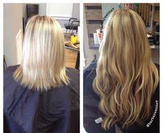 Dream Catcher Extensions For Sale Before and after DreamCatcher's hair extensions 17