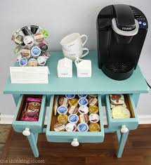 coffee station furniture. contemporary station into a simple keurig coffee station for coffee station furniture b