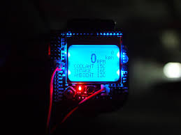 Nokia 5510 LCD module working with ...