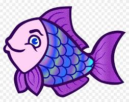 purple fish clip art. Simple Clip Fish  Coloured Colorful Clipart Inside Purple Clip Art W