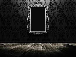 Image result for dark room with Victorian mirror