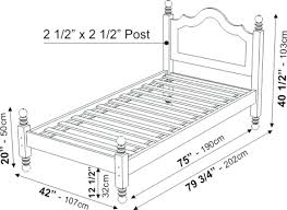 Double Bed Widths Double Bed Dimensions Double Bed Frame Dimensions