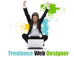 design freelancer finding freelancing jobs in it like webdesign web development