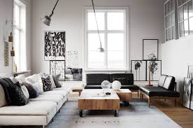 Industrial Living Room Design Scandinavian House Furniture Zampco Scandinavian Living Room