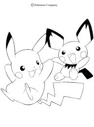 Imagep 2 400 3 100 Pixels Coloring Pages Pokemon Pikachu Ex