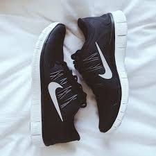 black nike running shoes tumblr. nike free black tumblr running shoes i