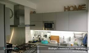 flexfire leds cabinet lighting kitchen. under cabinet led lighting with flexfire strips leds kitchen n