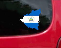 Resultado de imagen para nicaragua mapa bandera
