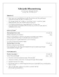 Open Office Resume Templates Extraordinary Resume Templates For Openoffice Lovely Templates For Open Office