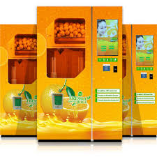 Fresh Juice Vending Machine Mesmerizing New Freshly Squeezed Orange Juice Vending Machine Factoryhengchun