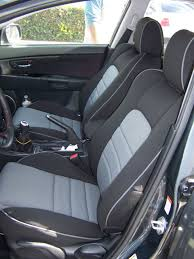 mazda sd 6 front seat covers 2006 cur