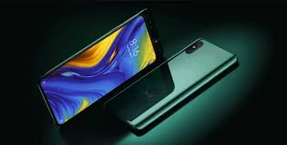 Xiaomi Vision Of A Smartphone With A 4 Sided Edge Display Makes