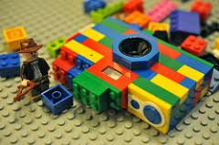 Lego Digital Camera : � �想相� �堂 可拍照的� 具,lego digital camera