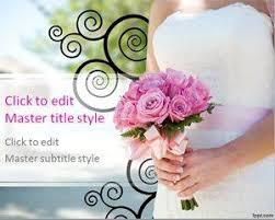 Wedding Planner Ppt Free Wedding Planner Powerpoint Templates
