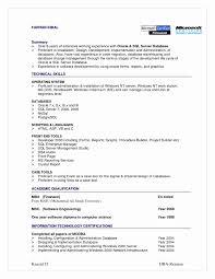 Sql Server Administrator Resume Format Awesome Dba Sample Resumes 6