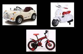 Những loại xe đồ chơi cho bé gái 4 tuổi phù hợp - Thế giới xe điện trẻ em