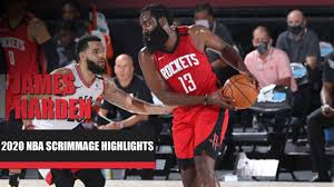James Harden 2020 NBA Scrimmage Highlights ᴴᴰ - YouTube