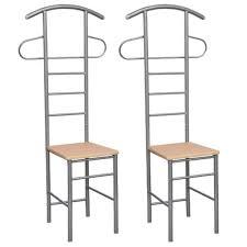 Herrendiener Stuhl 2 Stück Stummer Diener Real