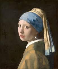 Girl with a <b>Pearl Earring</b>