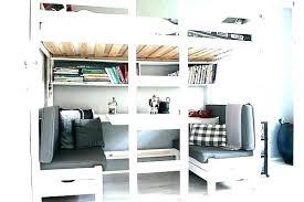 Good Bed Desk Combo Bunk All In One Loft Beds Murphy Ikea Bedrooms Ideas Images  Horizontal