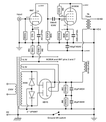 vinylsavor low cost single ended 6cb5a amplifier part 1 tube on simple diy phono preamp schematics