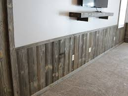 faux barnwood paneling for interior walls