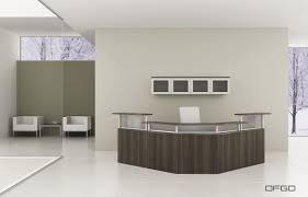 reception office desks. Superb Office Furniture Modern Reception Desks First Decor Regarding Sizing 2343 X 1500 M