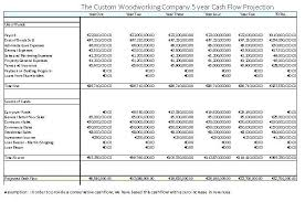 Sample Cash Flow Statement | Ophion.co