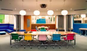 office space design. Office Space Design E