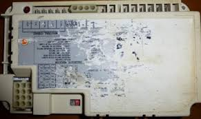 york diamond 80 gas furnace new control board old control attached images