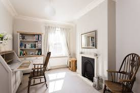 In Photographs The Period Interior Of A York Terrace House - Edwardian house interior