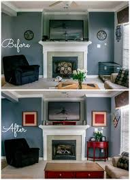 Living Room Make Over Exterior Best Decorating Ideas