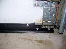 garage door sealGarage Doors  Seal Sides Of Garage Door Chamberlain Bottom