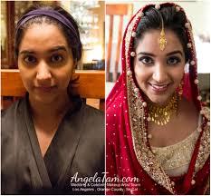 los angeles indian wedding makeup artist angela tam south asian bride priya four seasons hotel westlake village angela tam wedding